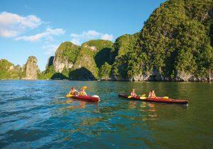 Apricot Cruises Halong Bay