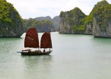 North East Vietnam Adventure Tour – Halong Bay – Ban Gioc Waterfalls & Ba Be National Park