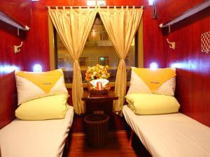 Travel to Sapa by night trains – Sapa train tickets