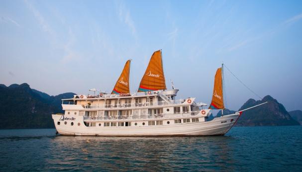 Aphrodite Supreme Cruise Halong Bay