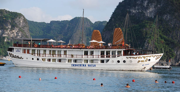 Indochina Sails Halong Bay Cruise