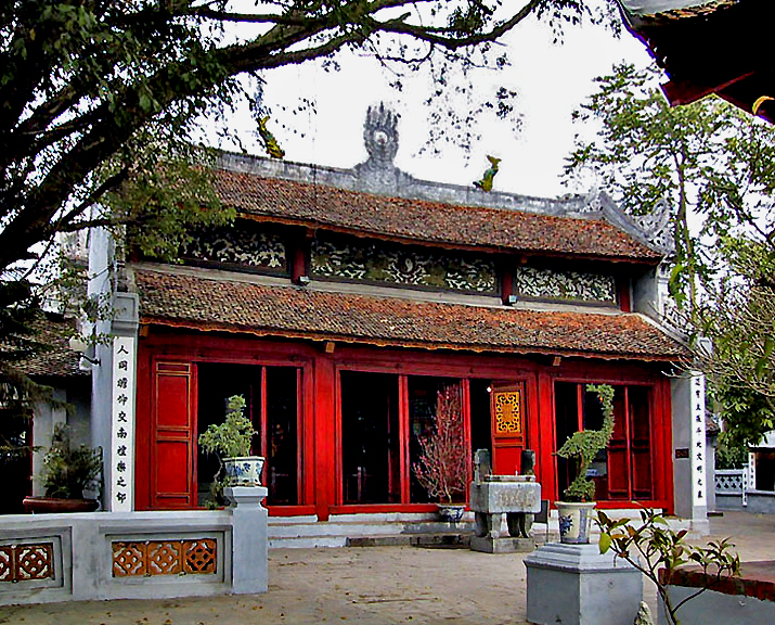 Ngoc Son Temple – Temple of the Jade Mountain
