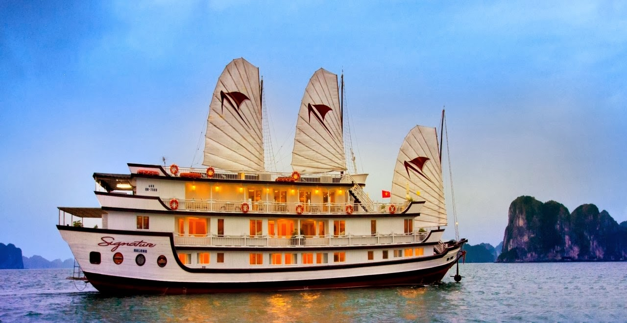 Signature Cruise Halong Bay