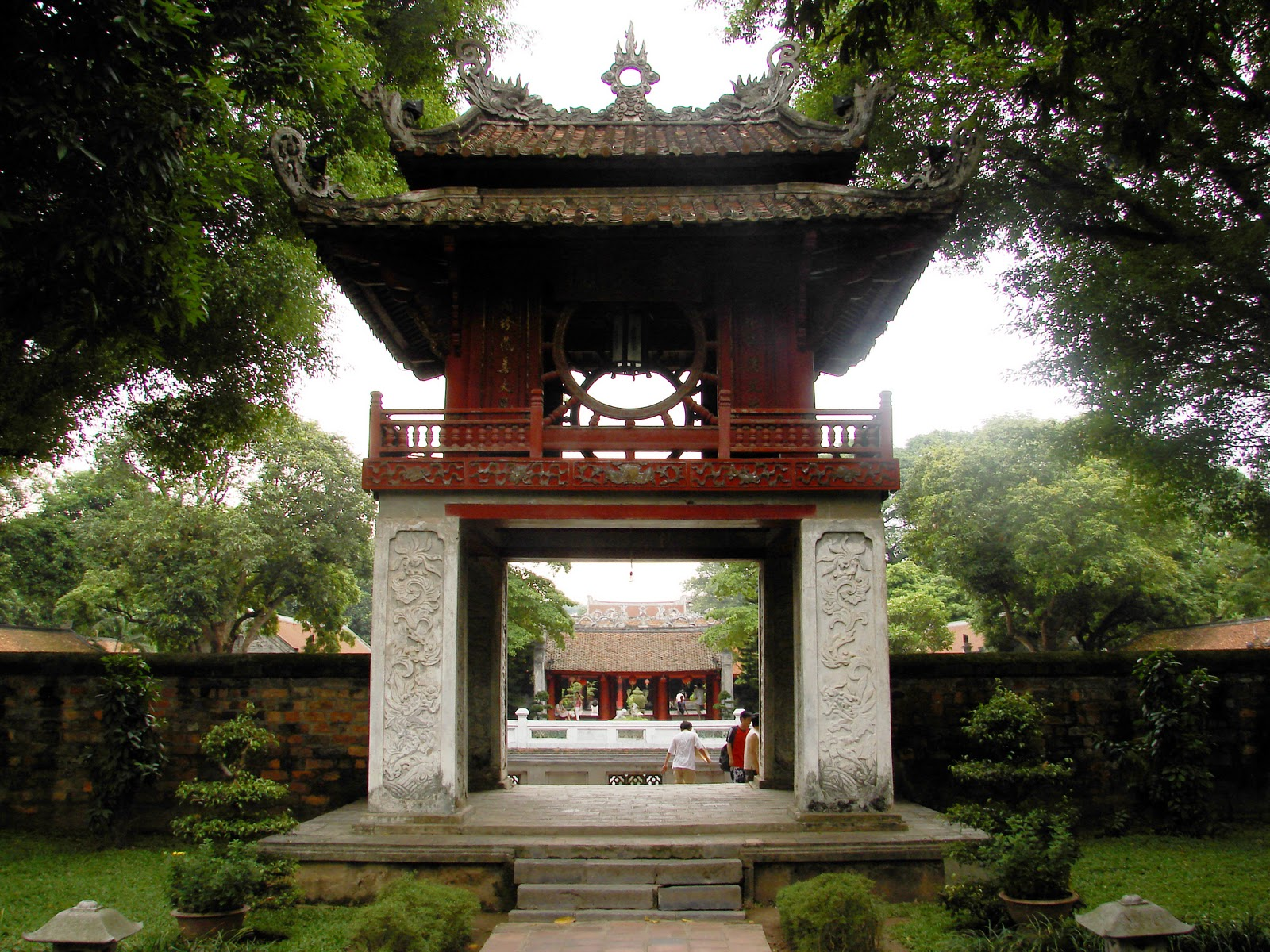The Temple of Literature – Travel guide
