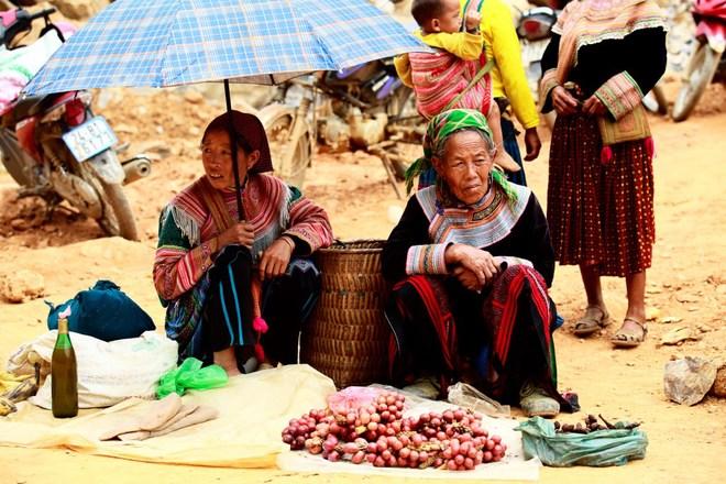 The Can Cau fair in Lao Cai Province