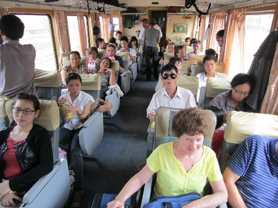 Train Ticket Service Hanoi – Saigon – Hanoi