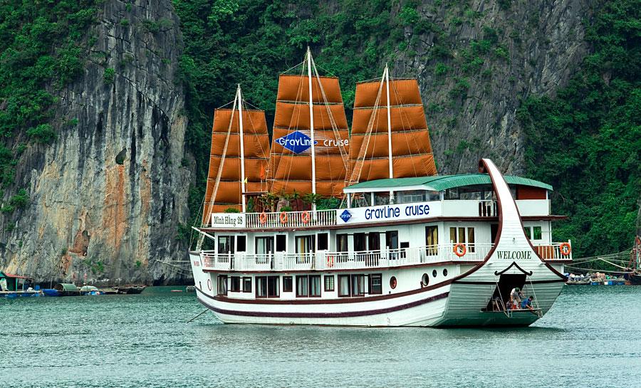 Hanoi – Halong Bay Combined