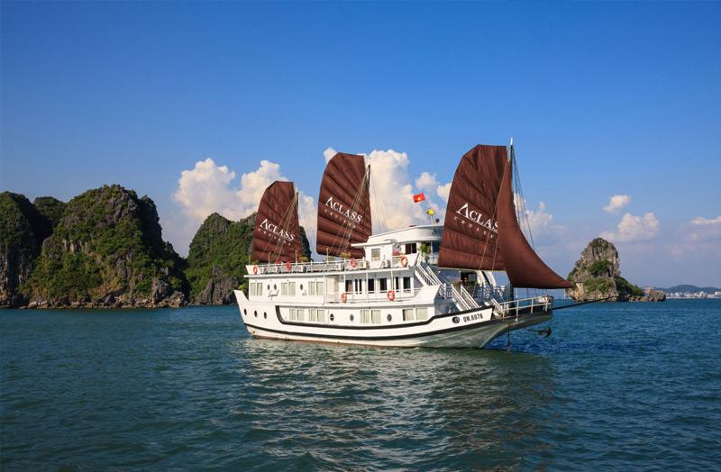 Halong Aclass Legend Cruise