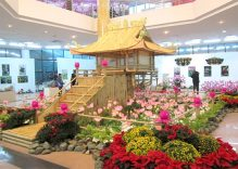 Ha Noi exhibition to feature flowers